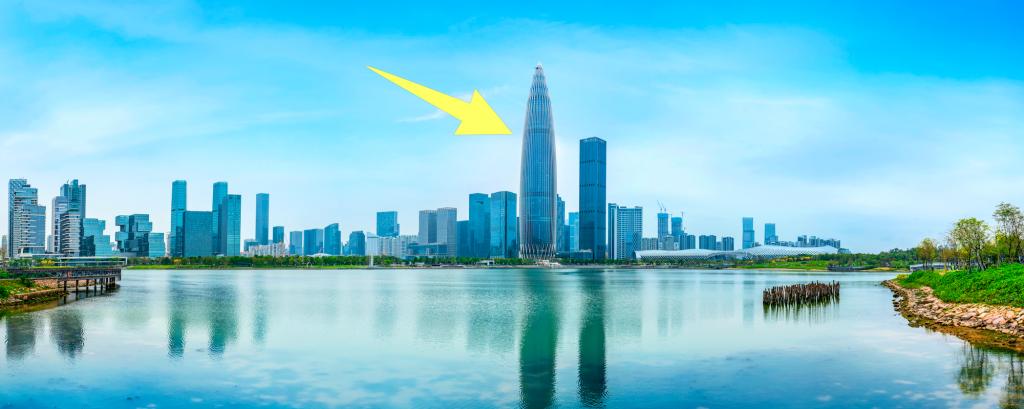 深セン買い物スポットの本命「深圳湾万象城」